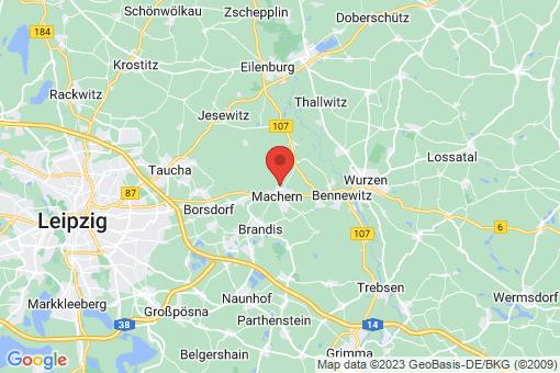Karte Machern