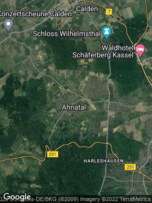 Google Map of Ahnatal