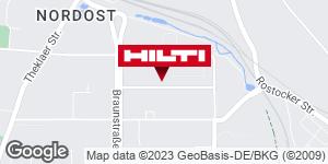 Hilti Store Chemnitz-Kappel
