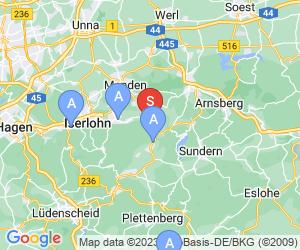 Karte für Reckenhöhle