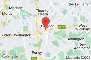 Croydon Public Health Intelligence Team on the map