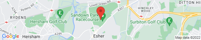 Sandown Park Racecourse, Portsmouth Road, Esher, United Kingdom