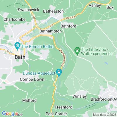 Claverton Manor Location