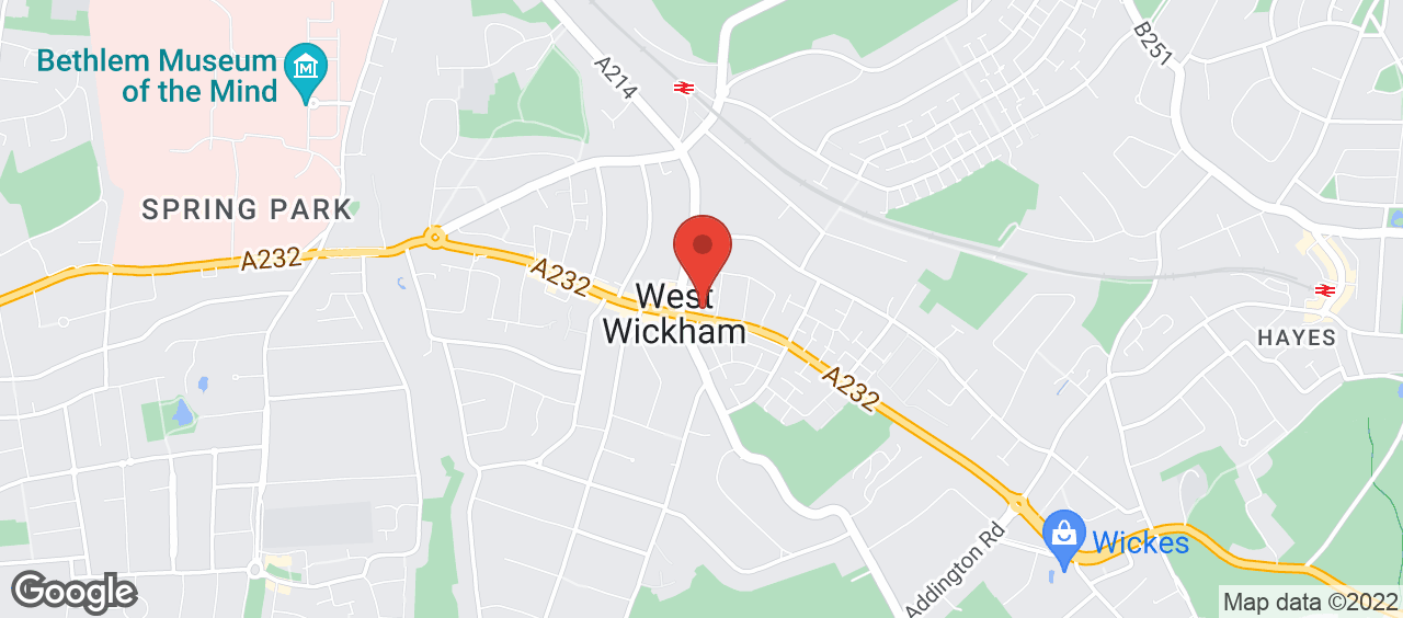 West Wickham Library location and directions