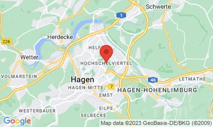 Arbeitsort: Hagen, Saarbrücken, Rostock, Erfurt, Hamm, Wolfsburg, Darmstadt, Paderborn, Fürth, Pforzheim, Göttingen, Bottrop, Reutlingen, Koblenz, Esslingen, Remscheid, Kassel