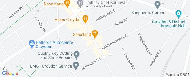 Spiceland Croydon