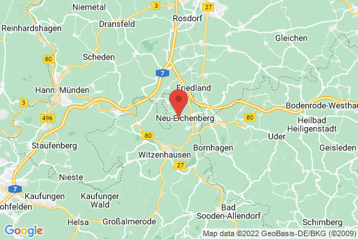 Karte Neu-Eichenberg
