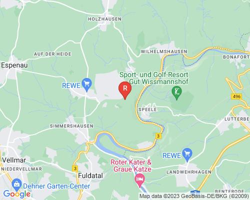 Google Karte von Rohrreinigung Fuldatal