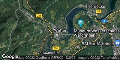 Google Map of Wetter