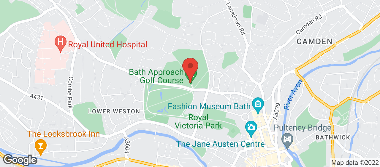 Bath Approach Golf Course location and directions