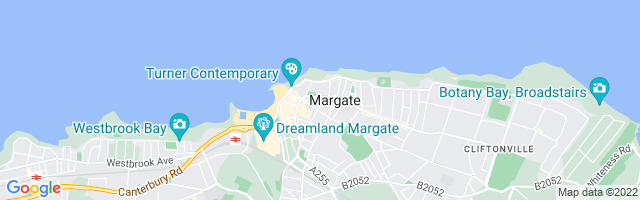 Map Of Margate