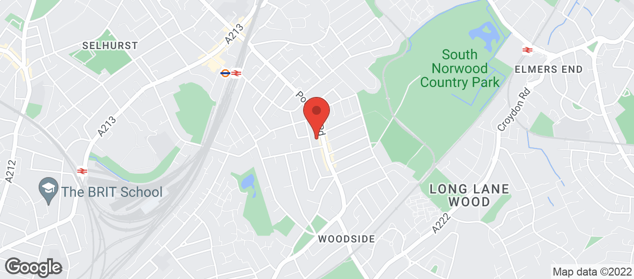 South Norwood Leisure Centre location and directions