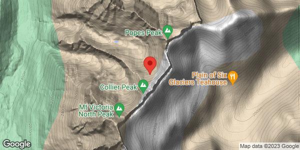 Collier North Glacier