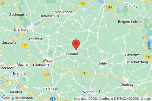 Karte Falkenhain