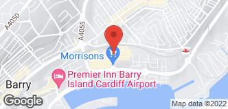 Halfords Barry Dock location