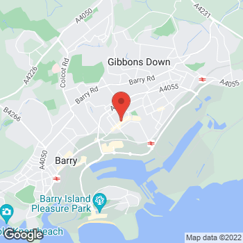 Map of wilko Barry at Holton Road, Barry,  CF63 4TZ