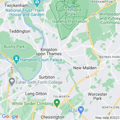 Kingston Cemetery and Crematorium Location