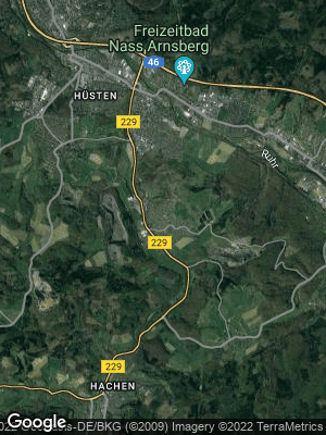 Google Map of Müschede