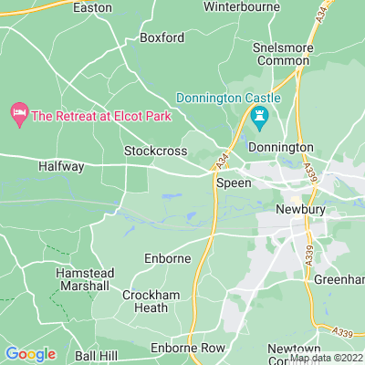 Benham Park Location