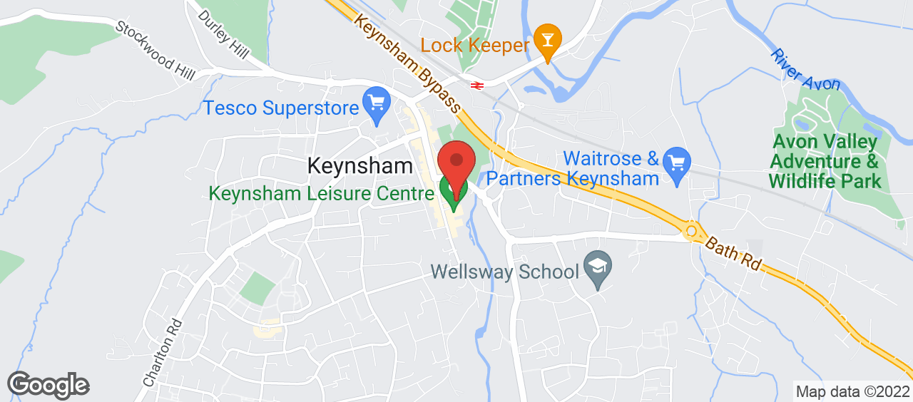 Keynsham Leisure Centre location and directions