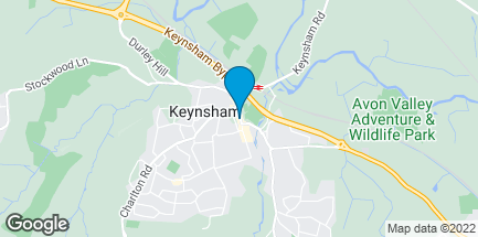 Map of 52 High Street in Keynsham
