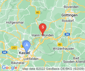 Karte für Städtisches Museum Hannoversch Münden