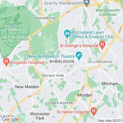 Wimbledon Manor Location