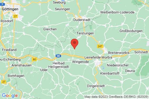 Karte Steinbach