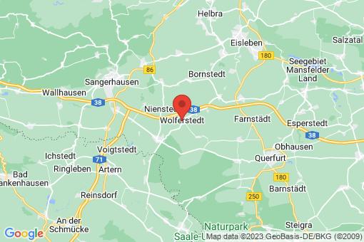 Karte Wolferstedt