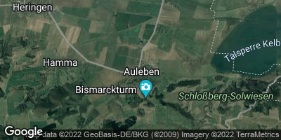 Google Map of Auleben