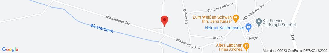 BayWa Agrar Wolferstedt Anfahrt