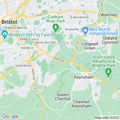 Brislington House Location
