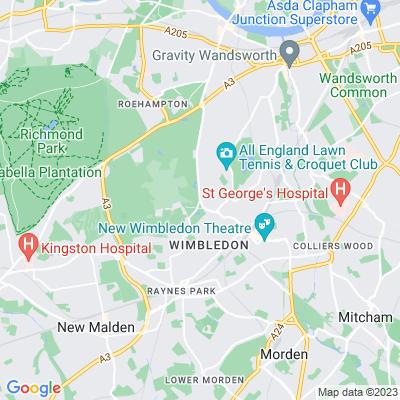 Wimbledon Common Location