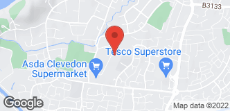 Halfords Clevedon location