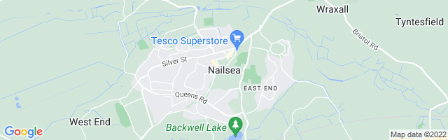 Map Of Nailsea