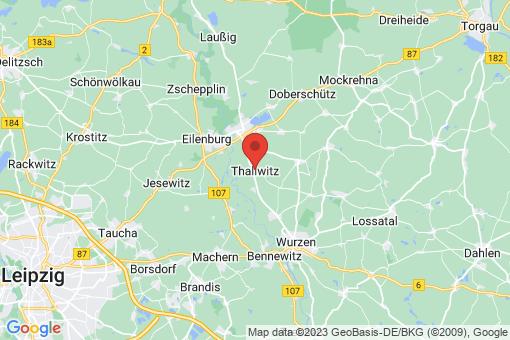 Karte Thallwitz