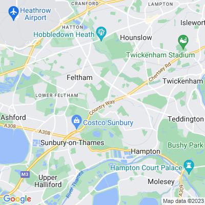 Rectory Meadow Location