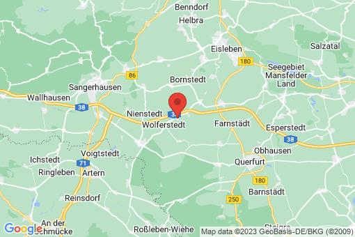 Karte Mittelhausen