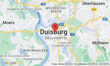 Arbeitsort: Duisburg, Moers, Krefeld, Düsseldorf