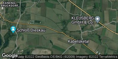 Google Map of Kabelsketal