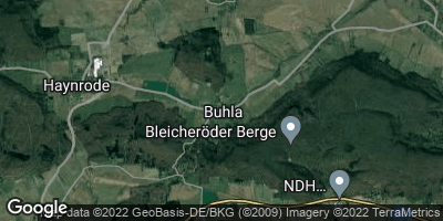 Google Map of Buhla