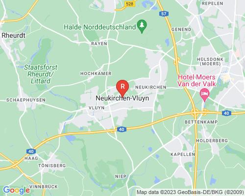 Google Karte von Rohrreinigung Neukirchen Vluyn
