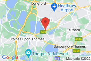 Ashford Hospital , Knowledge Service on the map