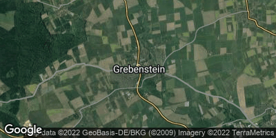 Google Map of Grebenstein