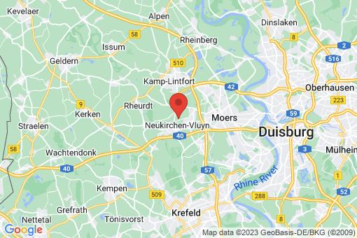 Karte Neukirchen-Vluyn