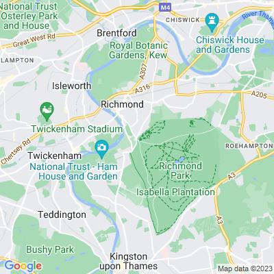 Ancaster Lodge Location