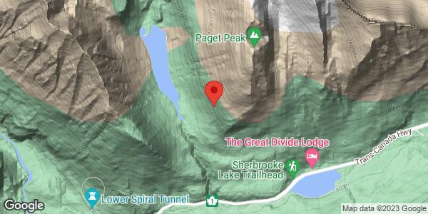 Paget peak lookout