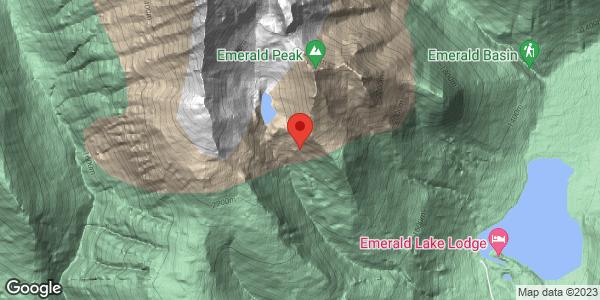 Near Emerald Peak