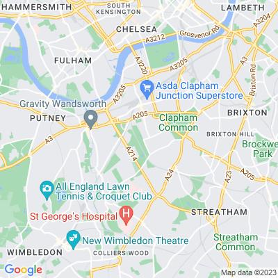 Wandsworth Common Location
