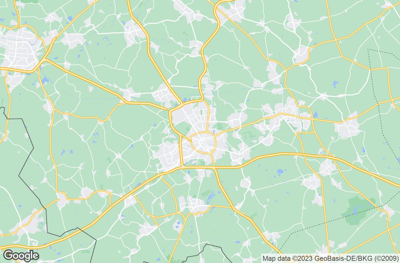 Google Map of آيندهوفن